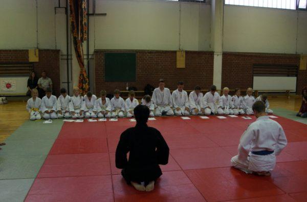 Kyu-Prüfung Sommer 2014